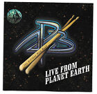 ARTIMUS PYLE Band - LYNYRD SKYNYRD drummer - Live From Planet Earth CD 2000