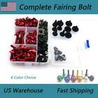 Complete Fairing Bolt Kit Body Screws Motorcycle Fit For Buell XBRR 2006-2007