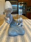 Lladro 5032 Dog and Cat - Mint Condition