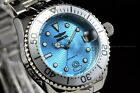 Invicta 38mm Grand Diver Ocean Voyage Lim Ed Aqua Blue 300M Auto 999 1000 Watch