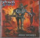 DIO - Angry machines ( 10tr - German import cd / SPV Records)
