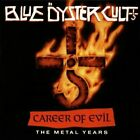 Blue Oyster Cult - Career Of Evil: The Metal Years (1990) CD NEW