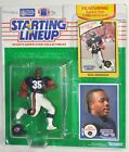 Kenner 1990 Starting Lineup NFL Neal Anderson Chicago Bears & Cards Rookie MOC