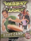 The Biggest Loser The Workout Boot Camp DVD NEW IN SEALED PACKAGE