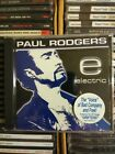 PAUL RODGERS / Electric  CD 2000 Brand New Sealed    Bad Company