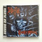 Deeds Of Flesh - Gradually Melted CD 1998 RARE Metal cannibal corpse suffocation