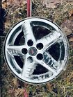 OEM Pontiac Grand Am 16 Wheel Rim Chrome Alloy 5 Star w Center Cap
