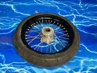 KTM Supermoto Complete Front Wheel Rim OEM Black Stock Assembly 17 Inch OEM