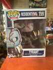 "Funko Pop! Games: Resident Evil - Tyrant #159 Hot Topic Exclusive 6"" Pop"