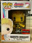 FUNKO POP NARUTO HOKAGE BORUTO #724 AAA ANIME GLOW CHASE LIMITED EXCLUSIVE
