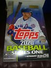 2020 Topps Baseball Series 1 Hobby Factory Sealed 24 Pack Box w 1 Silver Pack!
