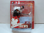 MCFARLANE OLYMPIC TEAM CANADA SOCHI 2014 JONATHAN TOEWS WHITE VARIANT JERSEY