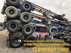 Container Trailer 53ft Container Chassis - As Is - Repairable