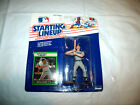 Brook Jacoby Cleveland Indians 1989 Kenner Starting Lineup SLU New In Package
