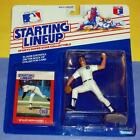 1988 WILLIE HERNANDEZ #21 Detroit Tigers Rookie * FREE s/h *sole Starting Lineup