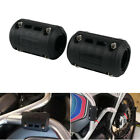 2x Motorcycle Engine Guard Crash Bar Sliding Protector Pad for 22/25/28mm Tube