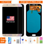 Touch Screen Digitizer J730 Display AMOLED For Samsung Galaxy J7 Pro 2017 LCD