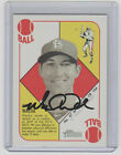 MICHAEL WACHA Cardinals SIGNED 2015 Topps Heritage '51 Autograph ON CARD AUTO