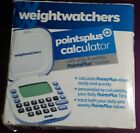 Weight Watchers Points Plus Calculator Point Tracker Daily Weekly