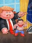 2020 Topps Garbage Pail Kids Exclusive Trading Cards - Disgrace to the White House Set 6 18