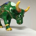 Cow Parade, Celtic Cow, used, good condition, no box