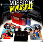 Spy Strategy Limited / 6 Pieces Lalo Schiffrin He Mission Impossible Season 1-7
