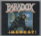 Pardox Paradox / Heresy Announced In 1989 2Nd Album 2000 Limited Edition