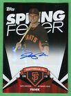 2015 Topps Spring Fever Baseball Cards 36
