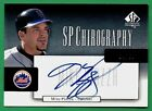 2004 SP Authentic Chirography MIKE PIAZZA Auto AUTOGRAPH Mets 04 60