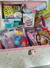 Easter basket fillers Lick a Bubble Glow marker Micro kite Unicorn Chest coins +