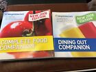 WEIGHT WATCHERS WW 2008 EDITION DINING OUT COMPANION  COMPLETE FOOD COMPANION