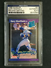 Top 10 Gary Sheffield Baseball Cards 19