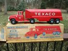 1963 Buddy L Ford Texaco Fuel Tanker Truck-N/R-Orig Box-Clean Decals