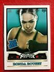 Ronda Rousey MMA Cards and Autographed Memorabilia Guide 21