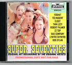 SUPER SEVENTIES (CD)  Original Hits RARE!! EXCELLENT QUALITY
