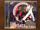 The Who Live Amsterdam Tommy 2CD 1969 Seymour Records Not tmoq Vintage