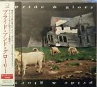 Pride & Glory Japan CD 1 Bonus 15 Tracks Hard Rock 1994 MVCG-150 Obi