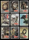 1975 Topps Planet of the Apes **NEAR COMPLETE SET** (52 66) VINTAGE
