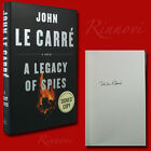 A Legacy Of Spies SIGNED John Le Carre 2017HC1st 1st BRAND NEW