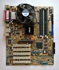 Asus P5P800 Motherboard with Pentium 4 540 32GHz CPU and 2GB RAM Test OK