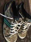 Coach Barrett Sneaker Shoes  Size 9B