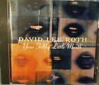 DAVID LEE ROTH - YOUR FILTHY LITTLE MOUTH!! 1994 CD