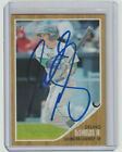 DELINO DeSHIELDS JR. Signed 2011 Topps Heritage Minors 11 Autograph ON CARD AUTO