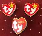 Ty Beanie Baby, Three labels only, for Erin, Fleece, Tiggs, Nice