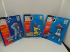 Shaq Attack 3 Stages of lhis life in 3 action figures  College To  NBA Superstar