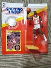 1991 Dominique Wilkins Special Edition Starting Line Up with coin