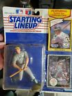 1989 Starting Lineup Jose Canseco Rookie Year Collector Card