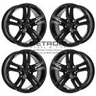 17 GMC TERRAIN GLOSS BLACK EXCHANGE WHEELS RIMS FACTORY OEM 5833 2018 2020