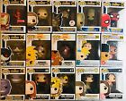 Lot 15 Funko Pop Exclusive, Marvel, Nickelodeon, Iron Man , Norbert , Groot