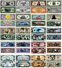 One of Every Bill 1230 Different Funny Money Fake Play Novelty Dollar Bill Notes